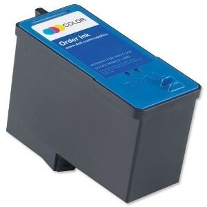 Dell Tintenpatrone Patronen (Dell-Druckerpatrone-High Capacity-1x Farbe (cyan, magenta, gelb))