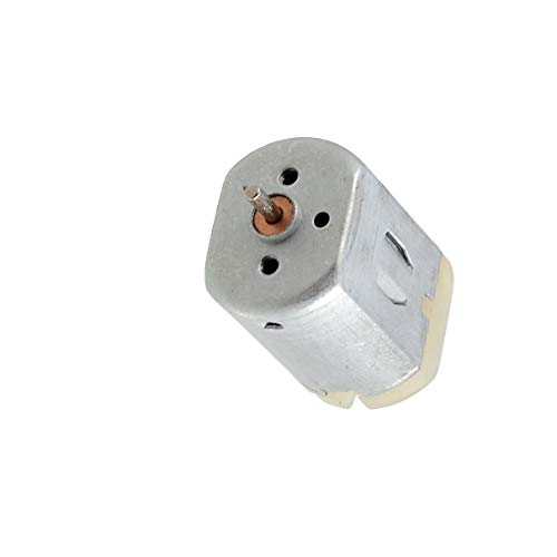 Aexit DC 12V 12000RPM 0.07A Micro Motor 200 g.cm juguetes