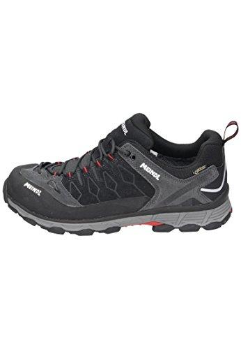 Meindl Lite Trail GTX, Chaussures de Randonnée Hautes Homme Anthracite