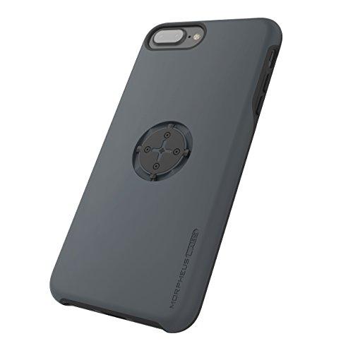 MORPHEUS LABS M4s Case für Apple iPhone 8 Plus / 7 Plus, Schutzhülle für iPhone8 Plus / 7Plus, Hülle passend für alle M4s Halterungen/Mount, patentierter magnetischer Schnell-Verschluss schwarz