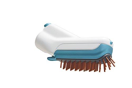Black + Decker 1600W 15-in-1 Dampfbesen Steam-Mop deluxe, Duft-Reinigungsfuß, inklusive 15-teilig Zubehör, FSMH16151 - 13