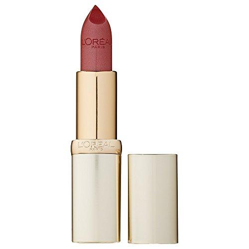 Bare Escentuals Roten Lippenstift (L'Oréal Paris Color Riche Lippenstift, 214 Plum - Lip Pencil mit edlen Farbpigmenten und cremiger Textur - unglaublich reichaltig und pflegend, 1er Pack)