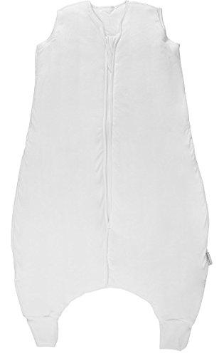 Schlummersack Ganzjahres Schlafsack mit Füssen 2.5 Tog - Créme - 12-18 Monate/80 cm