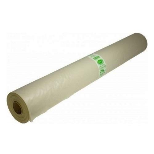 Film plastique de protection en rouleau 75m² par
