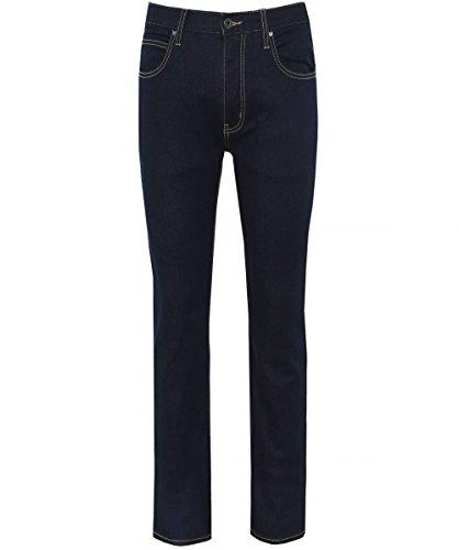Emporio Armani Armani Jeans Denim Mens J45 Dark Blue Jeans