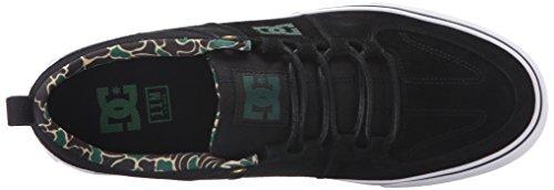 DC Lynx Vulc SE Chaussures de skate pour hommes Black Camouflage