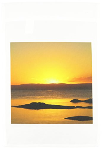 3drose FL 70009_ _ 1Honeymoon Bay, Coles Bay, Freycinet, Tasmanien, australia-au01dwa3779-david Wand Garten Flagge, 12von 18