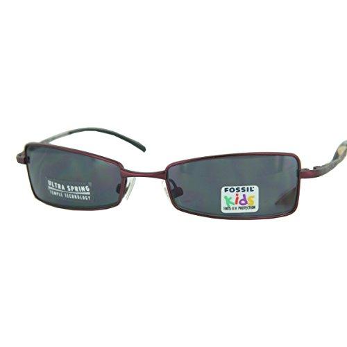 Fossil Kinder Sonnenbrille Lucky Luke Wine KS1017606 (Fossil Damen Sonnenbrille)