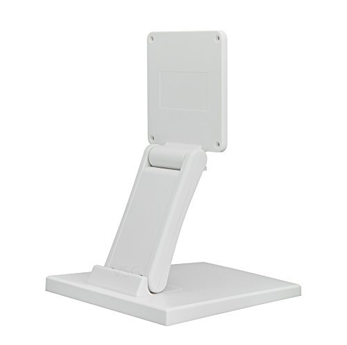 VSG® Fixed mount for touchscreens, POS, and PC monitors / 10–22 inches / Adjustable / Metal plate structure / Heavy product weight / VESA 100 & 75 / Table mount / Display stand