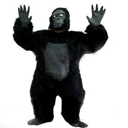 Gorilla Haarige Kostüm - MYYXGS Halloween April Fools Day Kostüme