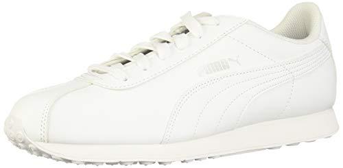 Puma Turin, Zapatillas Unisex Adulto, Blanco White, 47 EU