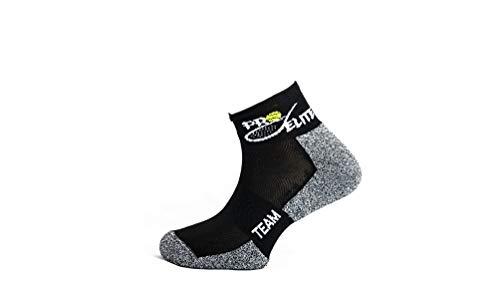 PRO ELITE Team Short Socke Gr. 36-40, Schwarz 36-40 (Pro-elite-spieler)