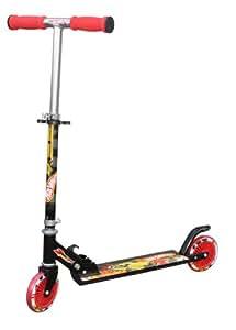 """Hot Wheels Kinder Scooter """"Hot Rod"""", 125mm"""