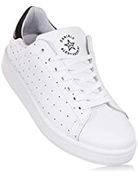 sneakers bianche uomo alessandrini