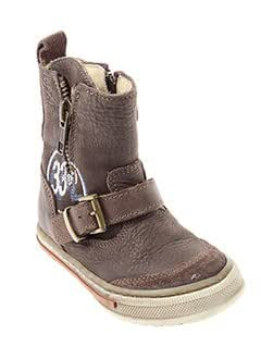 LUNELLA Chaussures MARRON Bottes ENFANT