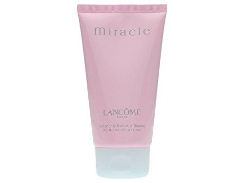 Lancome Gel Parfüm (Lancôme Miracle femme/woman, Duschgel, 1er Pack (1 x 150 ml))