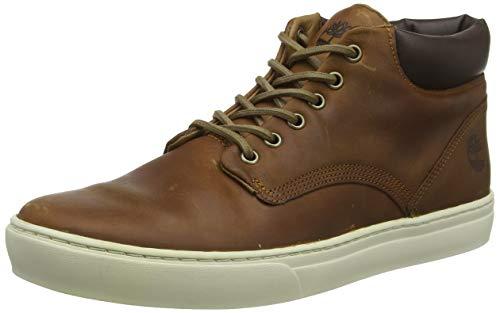 Timberland Herren Adventure 2.0 Cupsole Sneaker Halbhoch, Braun (Glazed Ginger Roughcut), 43 EU