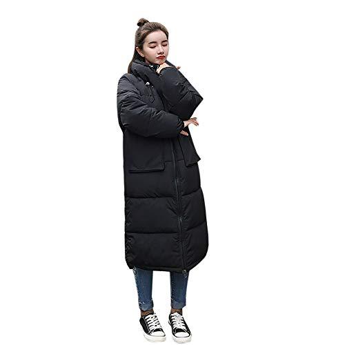 Femme Chic Blouson à Manches Longues Manteau Veste Sweat-Shirt À Capuche Mode Rétro Vintage Hiver Chaud Mode, QinMM Manteau col Montant épais Chaud Chaud Mince Veste Grande Taille
