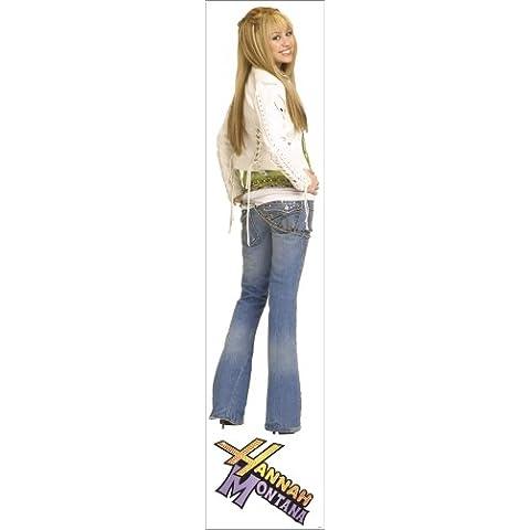 Montaña azul Revestimientos DMM 2527 Hannah Montana tamaño autoentintable-Stick Mural de pared
