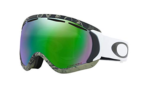 Oakley Herren Schneebrille Canopy Tanner Hall Signature Turntable Green