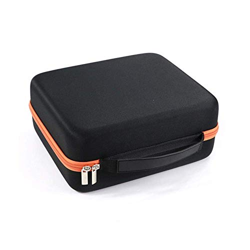 461c267642a2 Eulan Durable Hard Shell Essential Oils Case Bag Travel Organizer Nail  Polish Storage Box Hold Oil Bottles Carrying Organiser Shockproof Holder ...