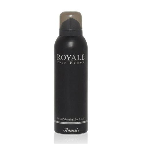 Royale Pour Homme Deodorant Body Spray For Man(200ml)  available at amazon for Rs.296