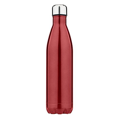 Elektrische Vakuum-thermoskanne (VKING Sportflasche - Ultimative Trinkflasche, Insolierte, Doppelwandige Edelstahl Wasserflasche & Trinkflaschen (Isolierflasche) - 24 Stunden Kalt & 12 Heiß - 750ml - BPA Frei – Lebenslange Garantie)