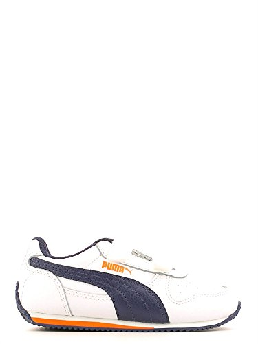 Puma , Baskets pour fille Bianco