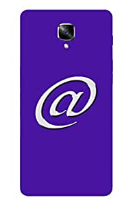 High Quality Printed Designer Back Cover For ONE PLUS 3