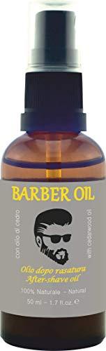 Zoom IMG-3 barber oil olio dopo rasatura