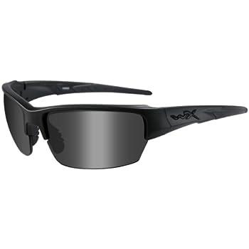 Wiley X - Gafas Protectoras WX Valor con Filtro polarizador ...