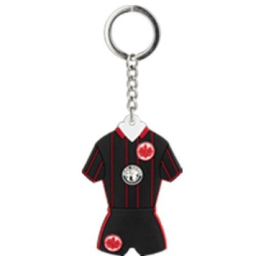 Eintracht Frankfurt Schlüsselanhänger Trikot / keychains jersey / porte-clés / llaveros jersey - Dynamo-fußball-jersey