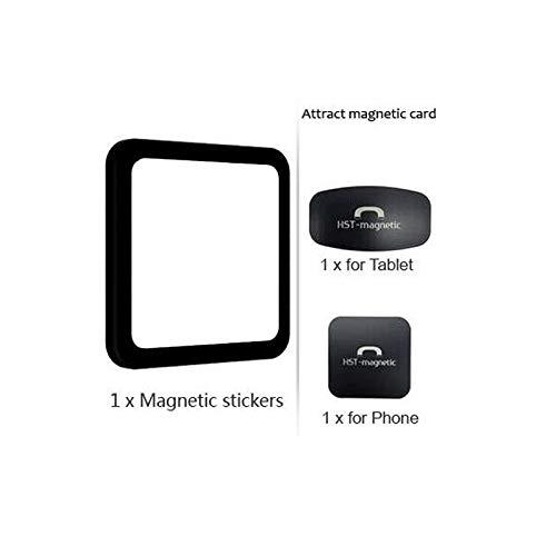 supporto magnetico tablet OurLeeme Wall Mount Magnet adsorbimento Tablet sostegno del basamento supporto magnetico tutte le compresse per iPhone iPad Pro Air