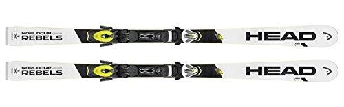 Head Worldcup Rebels i.GSR Ski Alpin, 170 PR 11 Brake 78 [G] Yellow