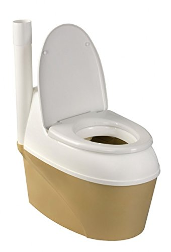 Pikkuvihrea Toilette compostante 506 Waterless Electroless