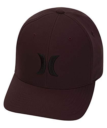 Hurley Herren M DRI-FIT ONE&ONLY 2.0 HAT Cap, Mahogany, S/M