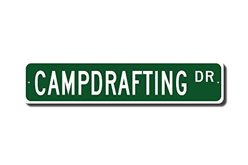 qidushop - Cartel de Camping con diseño de Abanico de Camping para...