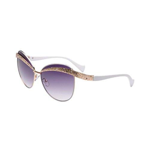Tansle Damen Sonnenbrille, Grau