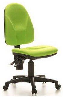 Topstar Bürostuhl/Drehstuhl Point 20 Stoff grün