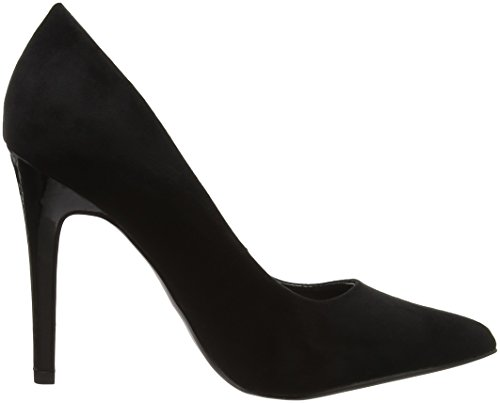 New Look - Wide Foot Scooch, Scarpe col tacco Donna Black (Black)