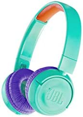 JBL JR300BT Kids Wireless On-Ear Headphones - Teal
