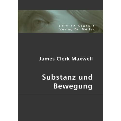 PDF] James Clerk Maxwell: Substanz und Bewegung KOSTENLOS DOWNLOAD ...