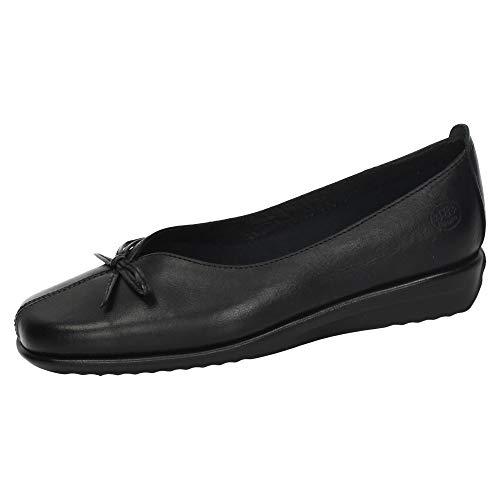 48 HORAS 910401/01 Manoletinas DE Piel Mujer Zapatos