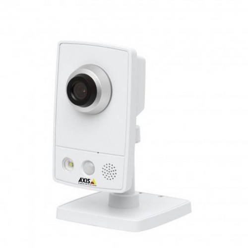 amera, Farb, feste Irisblende, Audio, 10/100, GS 5 V/PoE (Axis Camera Poe)