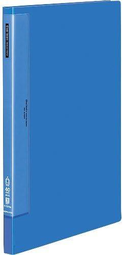 Kokuyo Clear Book Wave Cut Fixed Type Type Type A 3 Portrait 40 blu L-T 573 B Japan | Prezzo economico  | Eccezionale  | Forma elegante  7912a3