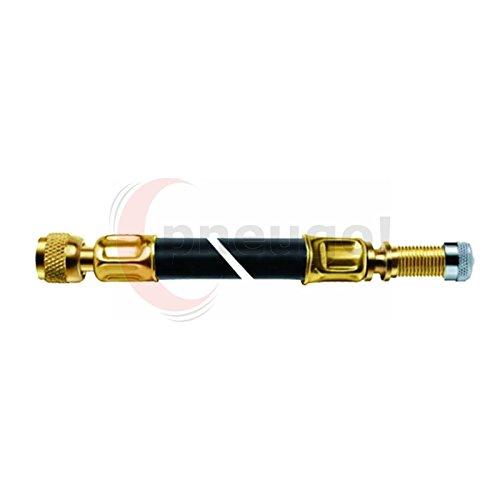 Preisvergleich Produktbild pneugo® Ventilverlängerung beweglich flexibel Typ Michelin Premium Line VG8 (140 mm)