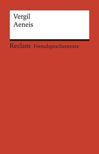 Aeneis: Reclams Rote Reihe – Fremdsprachentexte