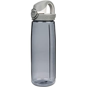 Nalgene Trinkflasche 'Everyday OTF' - 0,7 L grau, Deckel