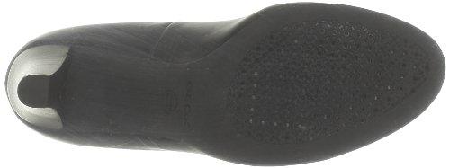 Geox D Mariec H E D32T6E43C9999, Escarpins femme Noir (Black)