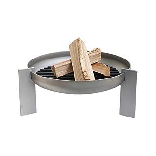 artepuro - Feuerstelle hotlegs, massiver Stahl Ø 67 cm